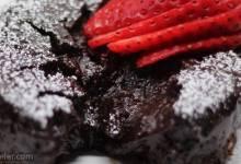 chef john's chocolate lava cake