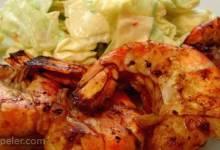 Chef John's ndoor BBQ Shrimp