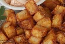 Chef John's Patatas Bravas