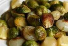 Chef John's Roasted Brussels Sprouts