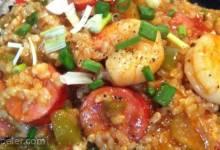 Chef John's Sausage & Shrimp Jambalaya