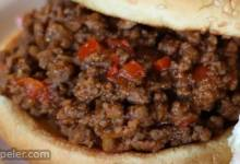 Chef John's Sloppy Joes