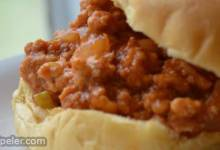 Chef John's Turkey Sloppy Joes