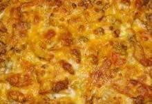 Chicken and Chorizo Pasta Bake