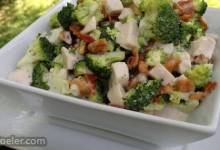 Chicken Broccoli Salad