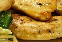 Chicken con Vino e Aglio (with Wine and Garlic)