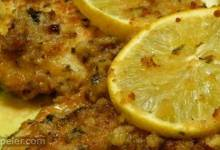Chicken Francesa
