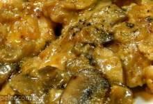 Chicken Mushroom Dijon