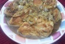 Chicken n a Tarragon Sauce