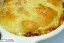 Chicken Parmesan  Pot Pie