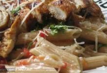 chicken penne taliano