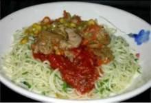 Chicken Spaghetti V