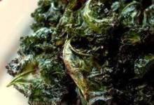 Chili-Roasted Kale