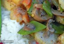 Chinese Take-Out Shrimp with Garlic