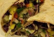 Chipotle Tilapia Tacos with Mango-Cilantro Salsa