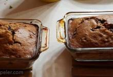 Chocolate Chip and Pumpkin Bread
