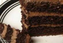 Chocolate Coffee Buttercream cing