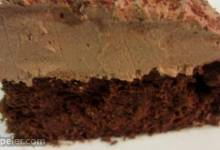 Chocolate Mousse Cake V