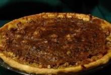chocolate oatmeal pie