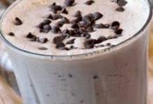 Chocolate Surprise Milkshake