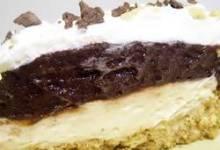 chocolaty peanutty pie