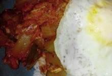 Chompchae Deopbap (Korean Spicy Tuna and Rice)