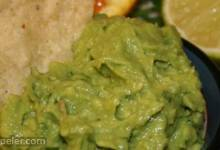 Citrus nfused Guacamole