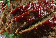 Classic Spicy Meatloaf