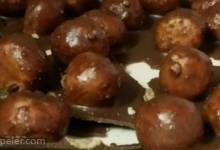 Coconut Chocolate Peanut Butter Balls