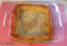 Coconut Custard (Zucchini) Pie