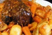 Cola Pot Roast