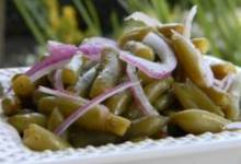 Cold Green Bean Salad