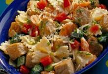 Colorful Bow Tie Pasta