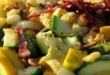 Corn and Zucchini Melody