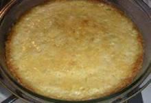 Corn Pudding Custard