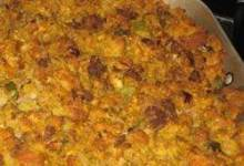 Cornbread Stuffing With Sausage