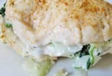 Cottage Cheese Spinach Chicken