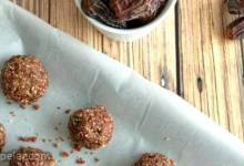 Cranberry Almond Snack Bites