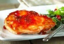 Cranberry Glazed Chicken