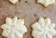 cream cheese spritz