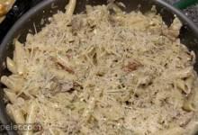 Creamy Artichoke Pasta