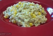Creamy Corn Couscous