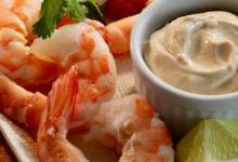 creamy mustard dipping sauce for shellfish