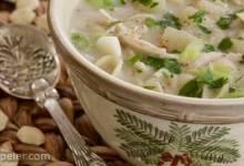 Creamy Shell Soup