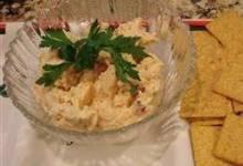 Creamy Summer Crab Dip
