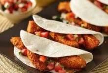 Crunchy Fish Tacos