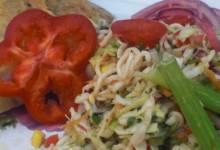 crunchy ramen coleslaw