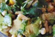 Crystal's Quick Avocado Salad