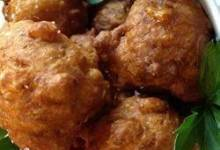 Curried Corn Fritters