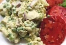 Curry Chicken Pasta Salad